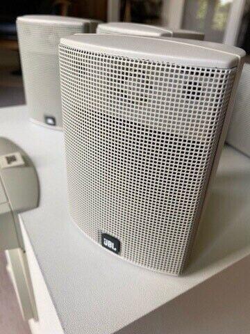 5.1 højttalersæt, JBL, Media 3000