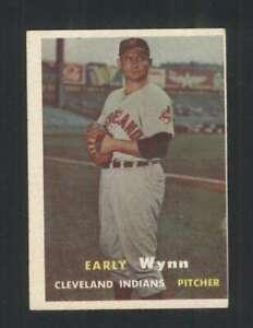 1957-Topps-40-Early-Wynn-EX-EX-Indians-121685