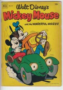 Four-Color-Comics-450-Mickey-Mouse-1951-VG-Fine-5-0