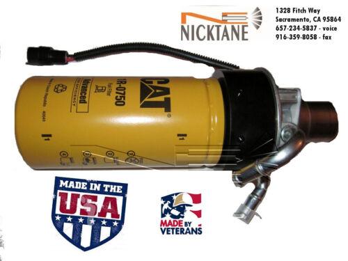 Duramax CAT Fuel Filter Adapter WITH FILTER NEW DIESEL ENGINE NICKTANE