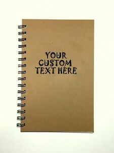 50 wholesale blank writing journal notebooks 5 x 7 inch with 75