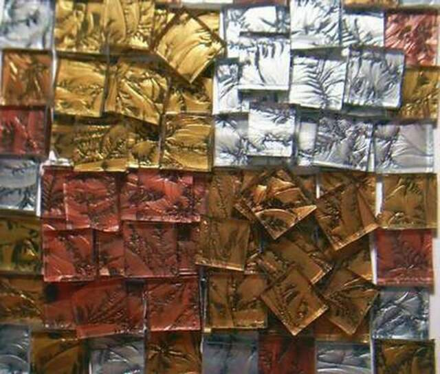 500 HOT SUMMER Mosaic Tiles Art Stained Glass Supplies