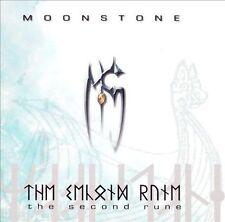 Moonstone - The Second Rune  (CD, Mar-2006, Brennus)