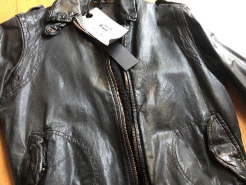 Giacca 46 new Tg Brato In Giorgio Pelle Sale Giubbotto Jacket 60 TwPfwBqRrx