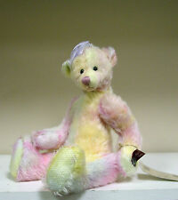 Russ - Vintage Mohair Teddy Bear Collection - Teddy Zoe - designed by C Hofstad