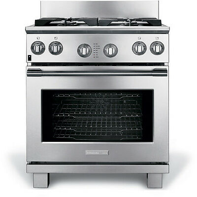 "Electrolux ICON E30DF74GPS 30"" Stainless Dual-Fuel Range ConvectionDaily Deal!"
