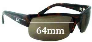 adc0e3c5fb7 Image is loading SFx-Replacement-Sunglass-Lenses-fits-Ray-Ban-RB4079-