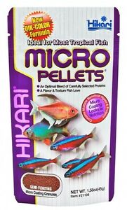 Hikari-Micro-Pellets-77oz-to-2-2-Pound-QUANTITY-PRICING-on-3-6-or-12-Pk