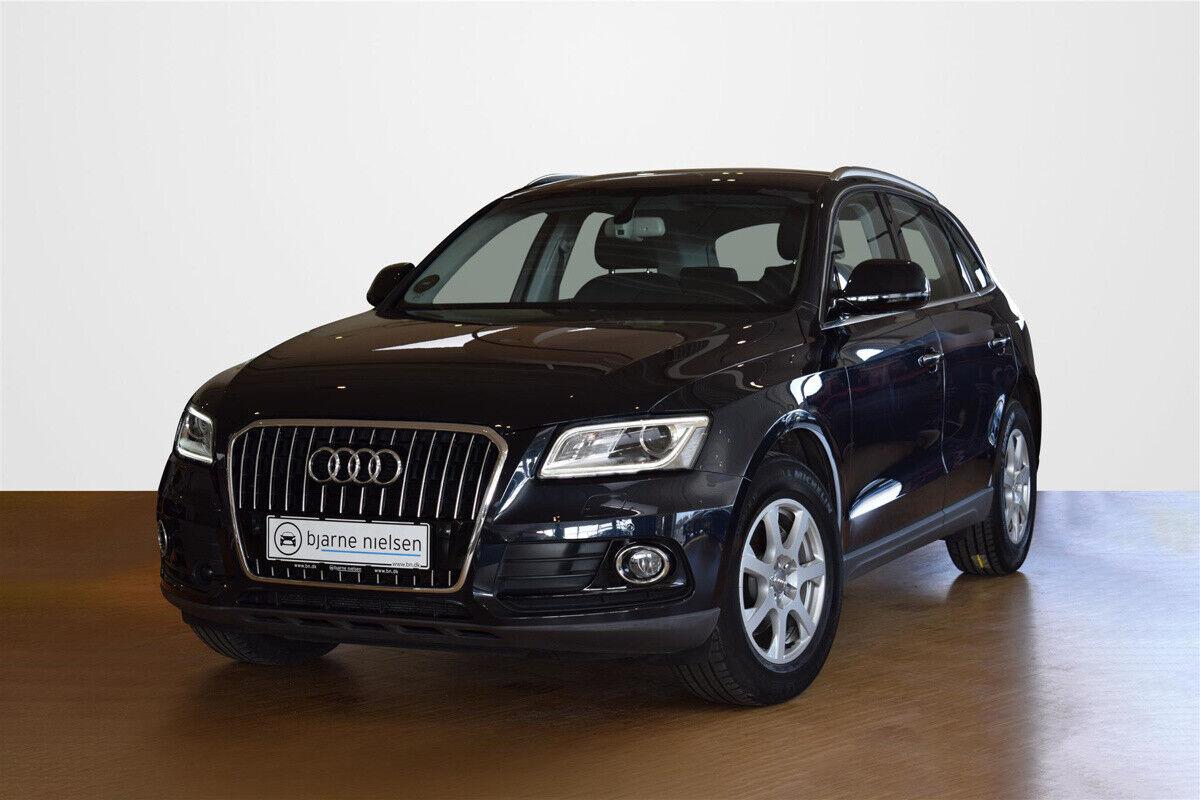 Audi Q5 Billede 1