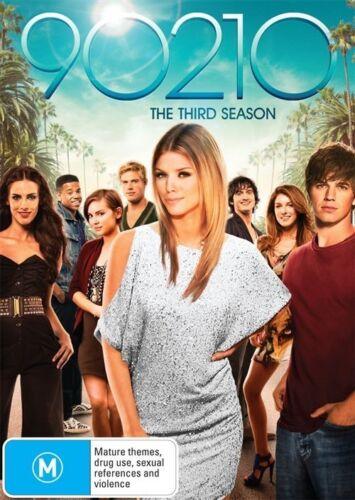 1 of 1 -  90210 - SEASON 3...REG 4...NEW & SEALED   dvd478