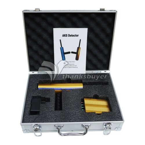 AKS Detector Long Range Machinery Diamond Detecting Gold Treasure Metal Detector