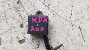 KAWASAKI-KDX-200-1991-MODEL-CDI-MOTORCYCLE-RESTORER