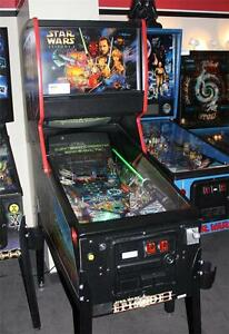 Star Wars Pinball Machine >> Star Wars Episode I Pinball Machine Williams 1999 Pinball 2000
