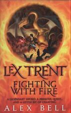 Lex Trent: Fighting With Fire-ExLibrary