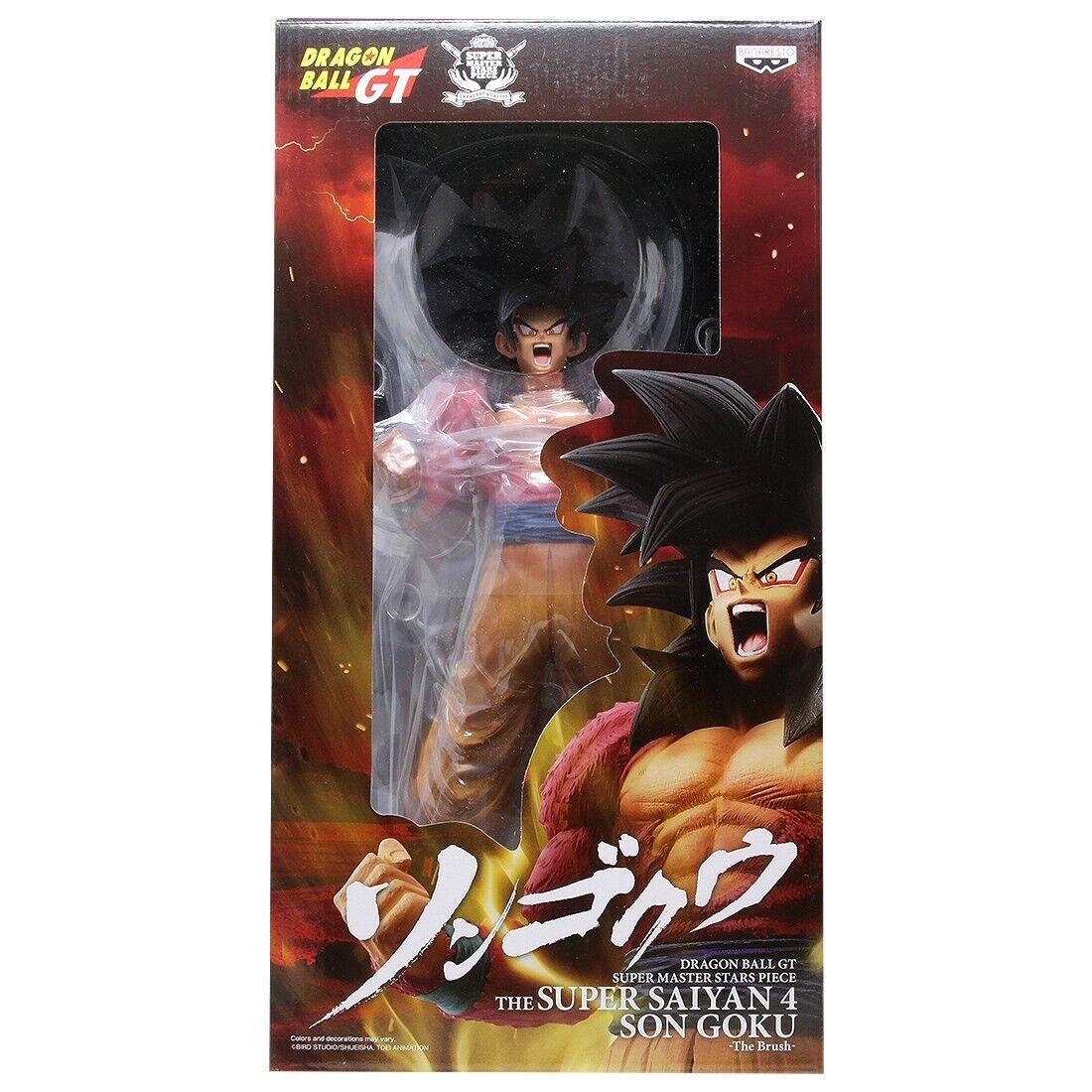 Banpresto Dragon Btutti  GT Super Master estrellas Piece Goku Super Saiyan IV -The Brus  tutti i prodotti ottengono fino al 34% di sconto