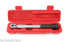 1/4-Inch Drive Click Torque Wrench, 20-200-Inch/Pound -TEKTON 24320