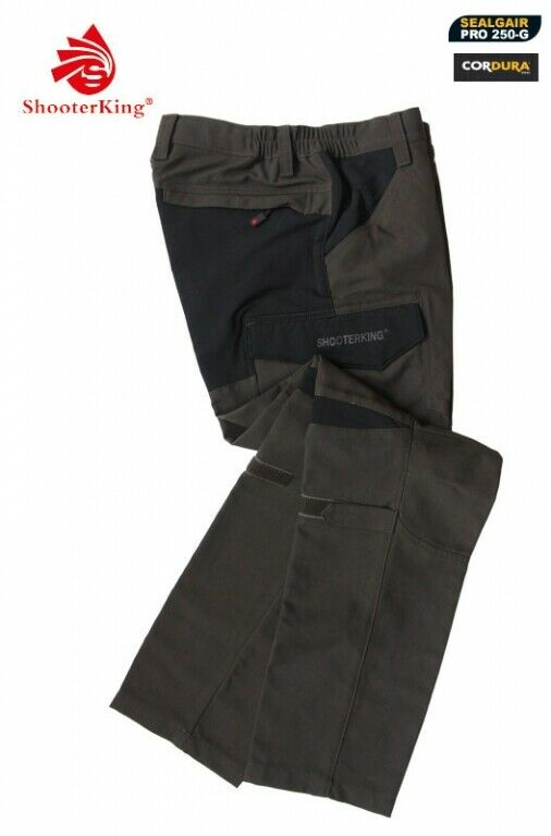 Shooterking Hunting Trousers Active Lite  Cordura Ladies Size XL Stretch Hunting  save up to 70%