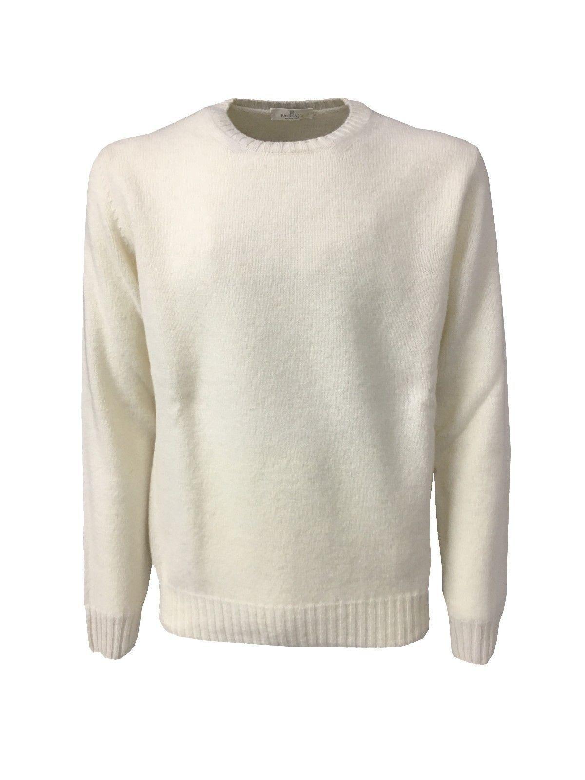 PANICALE maglia uomo girocollo 100% lana mod mod mod U21461G M  MADE IN ITALY b521ed