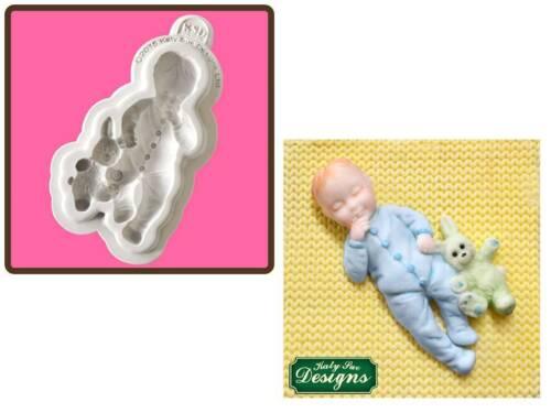 Katy sue designs bébé garçon moule lendemain envoi