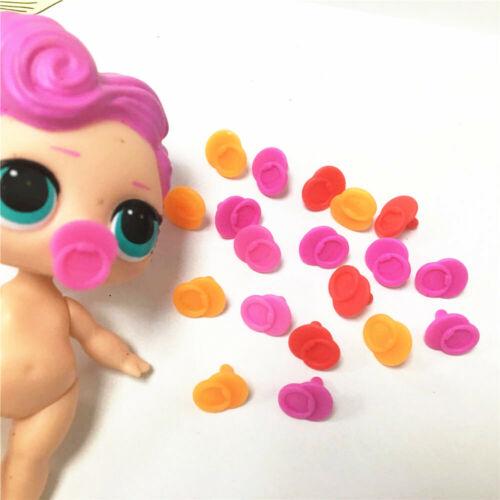 20pcs LOL Surprise Serise 3 Doll Big Sister Nipple Accessories Send Random