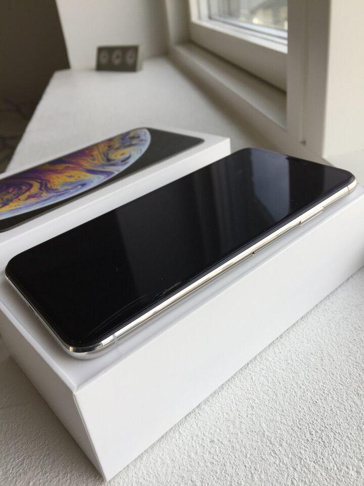 iPhone XS Max, 64 GB, hvid