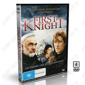 First Knight Dvd Movie Film Brand New Ebay