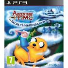 Adventure Time Secret of The Nameless Kingdom for Sony Ps3 Game Complete PAL