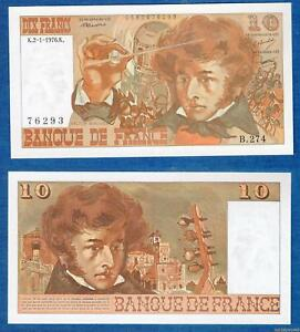 10 Francs Berlioz Type 1972 - 2/1/1976 B.274 Neuf Qgxekleq-08005806-499627622