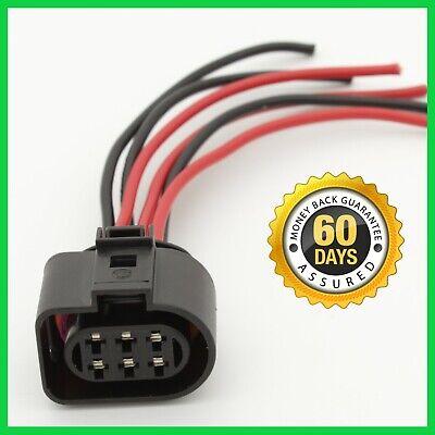 Audi TT Mk2 8J Rear Tail Light connector wiring harness loom connector plug  | eBay | Audi Tail Lights Wiring |  | eBay