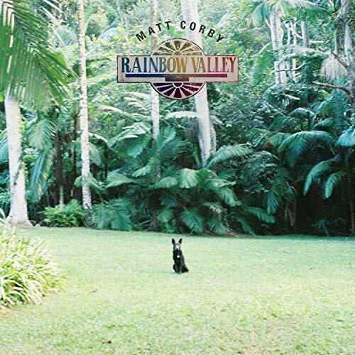 Matt Corby-Rainbow Valley CD NEW