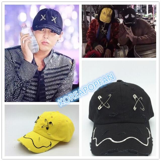 BIGBANG GD G-DRAGON MADE IF YOU CAP HAT SNAPBACK KPOP taeyang NEW