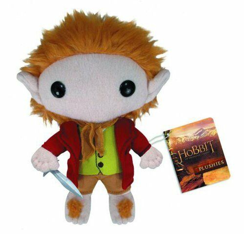 NEW FUNKO HOBBIT AN UNEXPECTED JOURNEY MOVIE 8  BILBO PLUSHIE FIGURE PLUSH