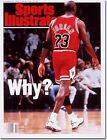 October 18, 1993 Michael Jordan, Chicago Bulls Sports Illustrated A