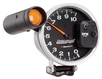 "AutoMeter 233904 Auto gage 10,000 RPM Monster 5"" Shift-Lite Tachometer"