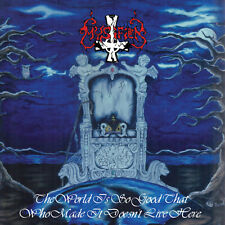 MYSTIFIER - The World is so good that who made it... - CD Digipak - BLACK METAL