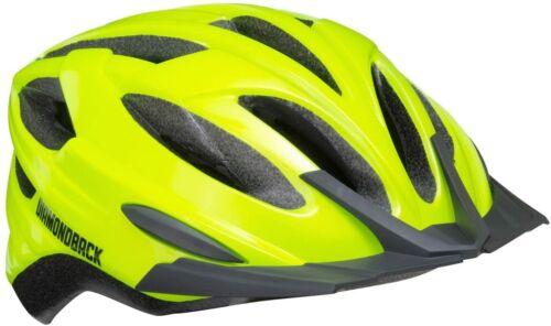 Size Medium Diamondback Recoil Mountain Bike Helmet Yellow -88-32-318 52-56cm