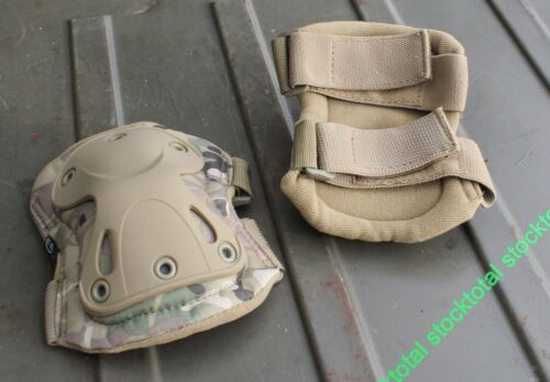 CODERAS TACTICAS BARBARIC FORCE ELBOW PADS TALLA UNICA 34368 M13