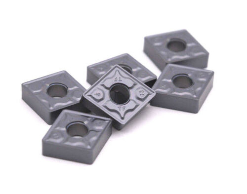 10× CNMG432-TF CNMG120408-TF IC907 CNC carbide inserts alloy carbide bits