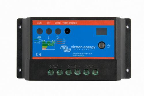 Victron bluesolar pwm light 10A solar pv charge controller regulator 12v 24v