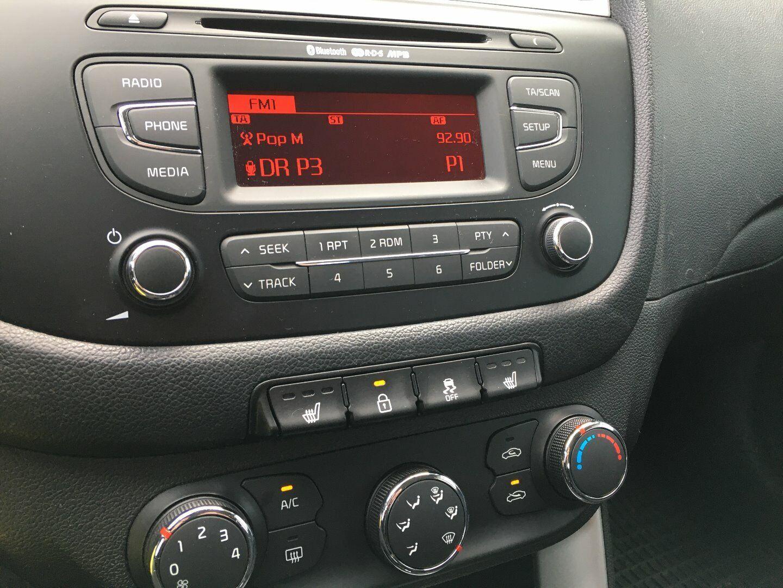 Kia Ceed 1,6 CRDi 128 Active SW - billede 10