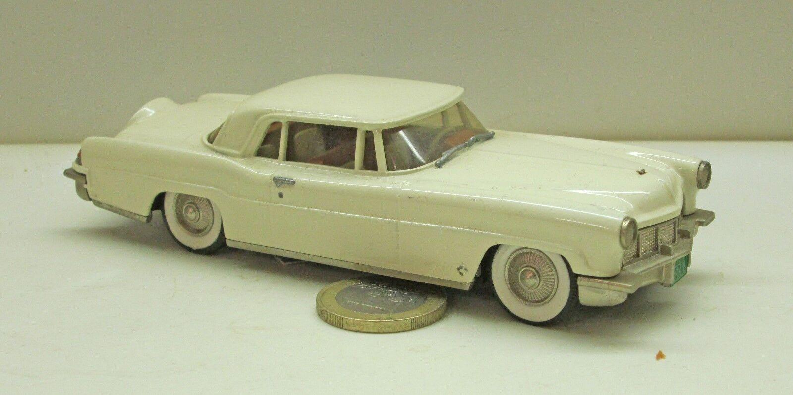Brooklin iia  continental 1957, cremewei ß