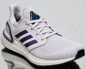 Details about adidas Ultraboost 20 Women's Boost Grey Violet Metallic  Running Shoes Sneakers