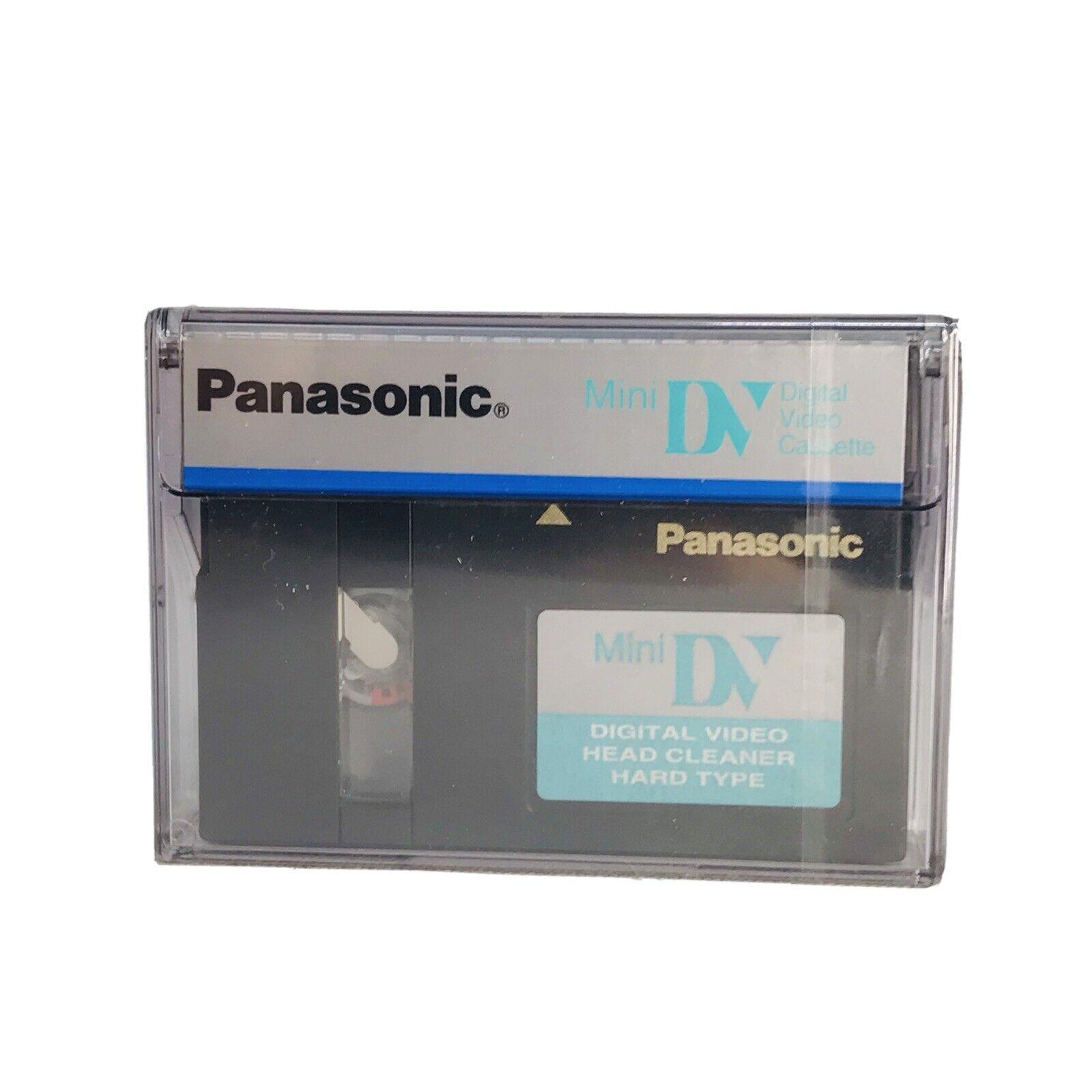 Panasonic Mini DV Digital Video Head Cleaner Hard Type New and Sealed VFK1451