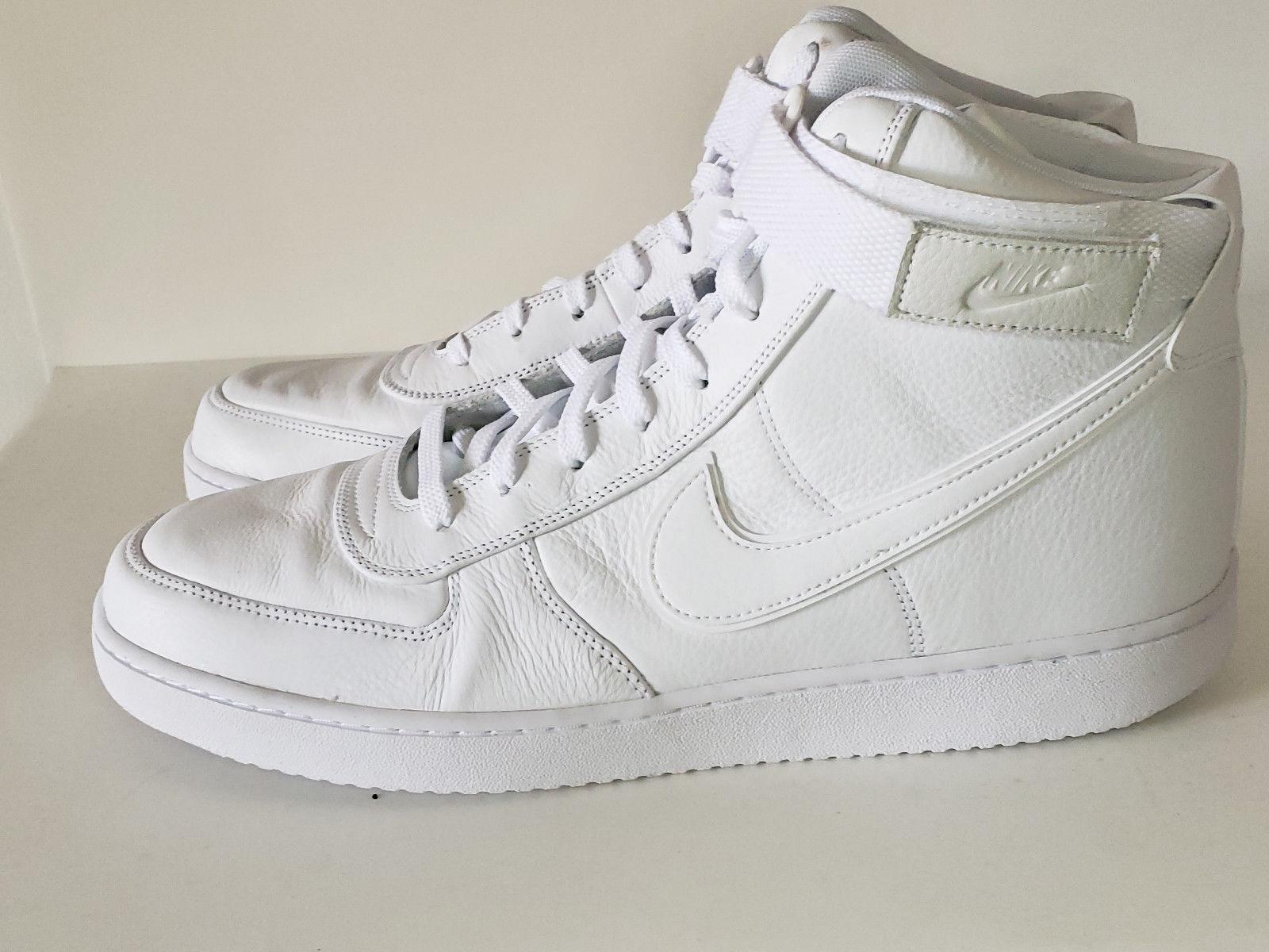 Nike  alto suprema cuoio bianco pennino ah8518-100 Uomo entit suprema alto molto raro aca887