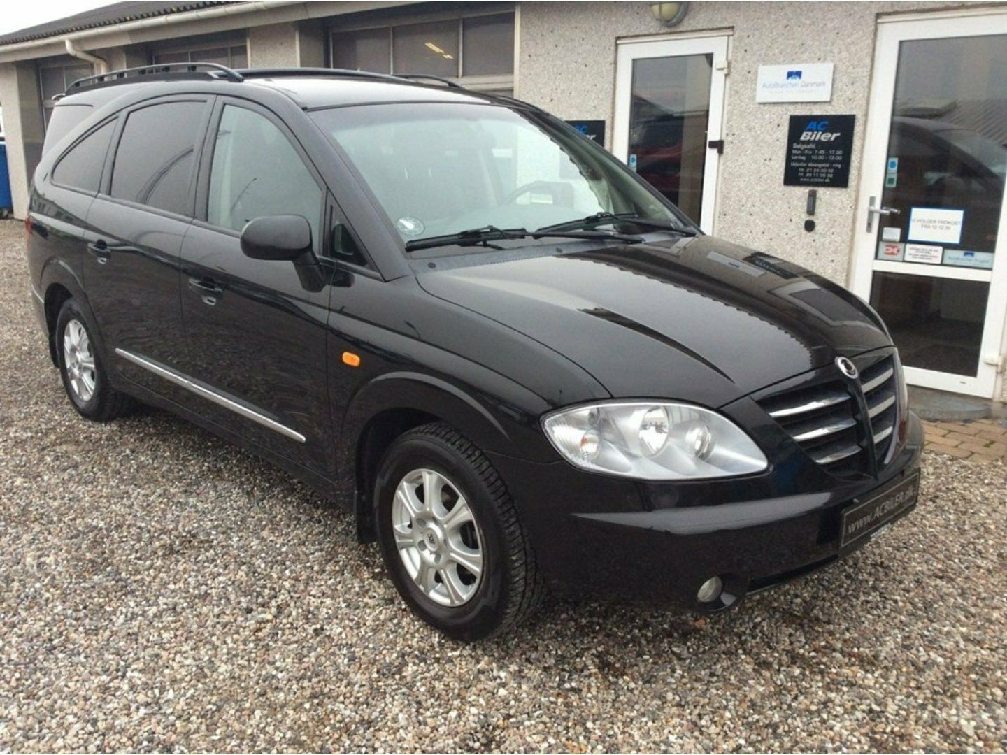 Ssangyong Rodius 2,7 Xdi Freedom aut. 5d