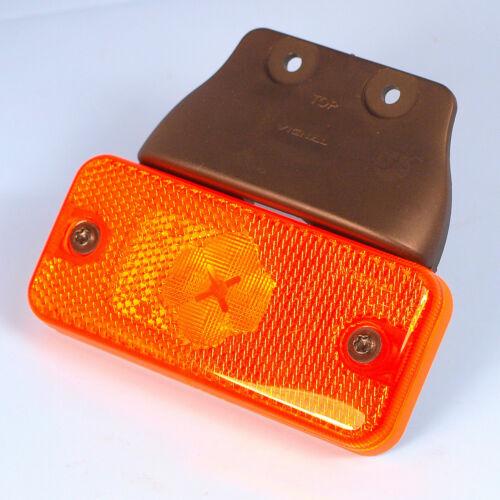 GENUINE VIGNAL 12V SIDE MARKER LAMP LIGHT WITH 4 LEDs FOR RENAULT MASCOTT TRUCK