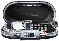 Portable Safe Personal Box Hidden Safe Small Items Safe Grey Combination Lock