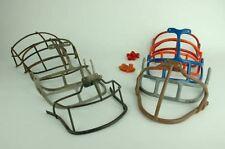 Antique Restoration Football Helmet Face Mask Dipping
