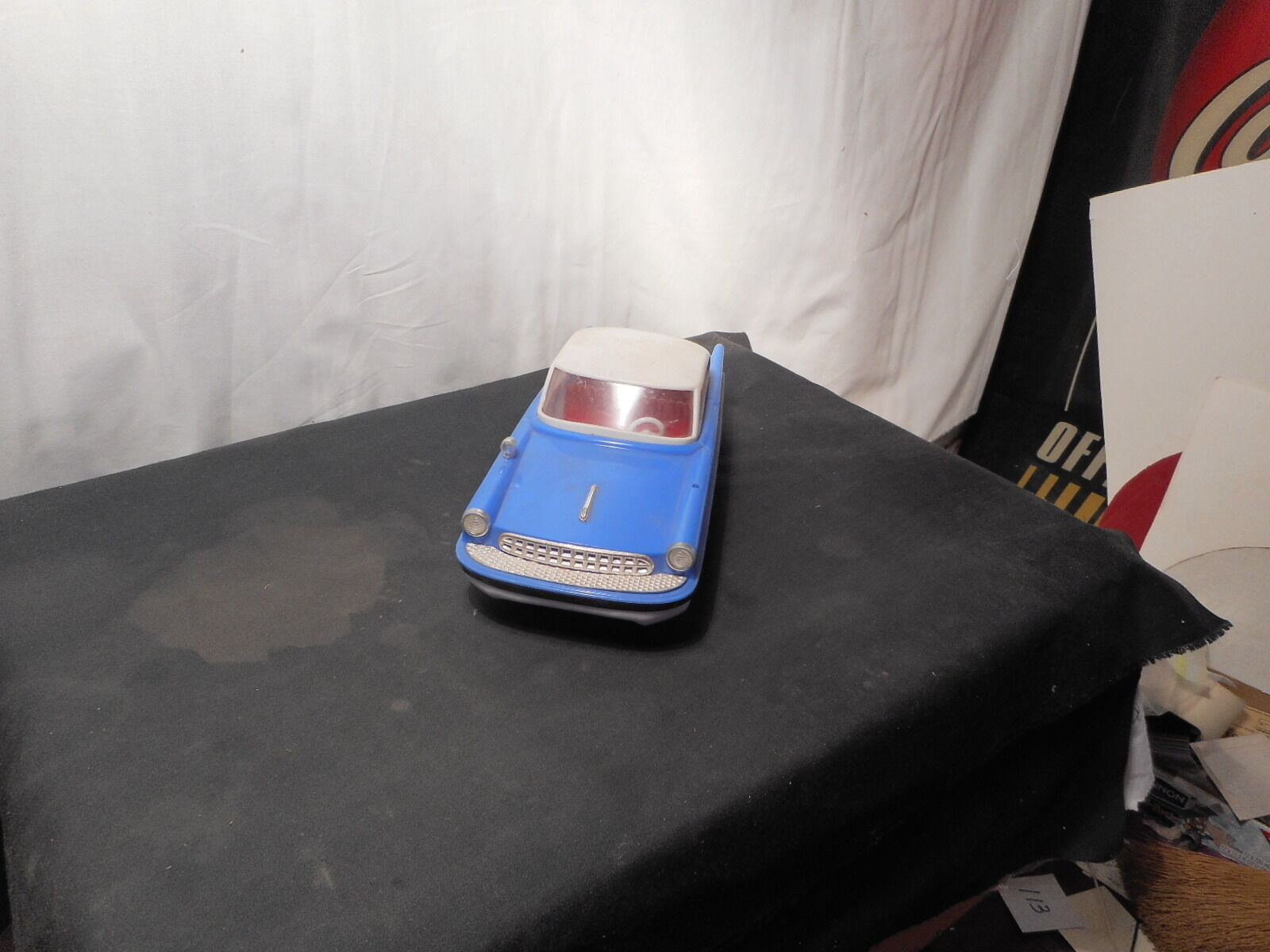 Toy Boat Car Battery Operated