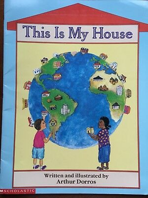 Teacher Big Book ThiS IS MY HOUSE Kindergarten 1st SHARED READING | on map of travel, map of library, map of my property line, map of northern michigan, map of bedroom, map of your house, map to the house, map of ikea, map of my street, map of shopping, map of a house, map of bridges, map of hawaii, map of my friends, map of my place, map of london, map of animals, map of colorado,